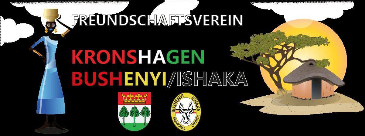 FREUNDSCHAFTSVEREIN KRONSHAGEN - BUSHENYI/ISHAKA